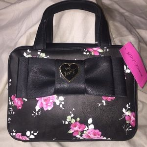 Betsey Johnson cosmetic bag. NWT
